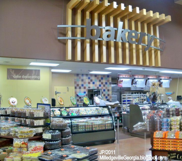 KROGER+MILLEDGEVILLE+GEORGIA+Bakery+Dept.+Grocery+Store+Food+Super+Market+Pharmacy%2C+Kroger+NEW+Store+Milledgeville+GA.+Baldwin+County.JPG ...