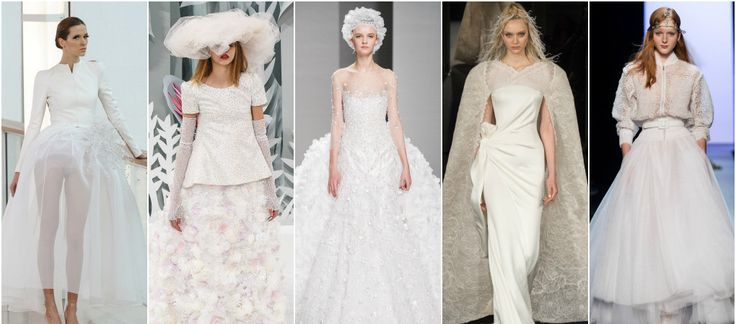 Sfilata moda abiti da sposa