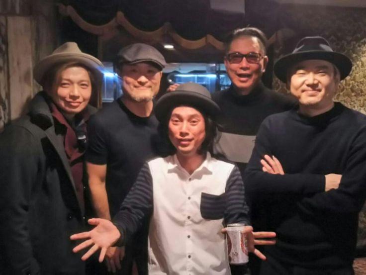 東京キネマ倶楽部。渡辺シュンスケ、シュンチャンショー2017を観てきました。KYONさん、スカパラ沖さんも。ハッピーで素敵なライヴでした~最高!4key+1ts。 #渡辺シュンスケ #キネマ倶楽部 #kyon #沖祐市 #荒井伝太