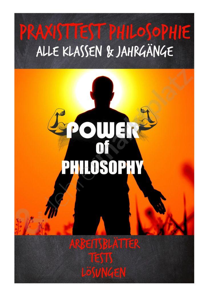 32 besten Philosophie Unterrichtsmaterialien Bilder auf Pinterest ...