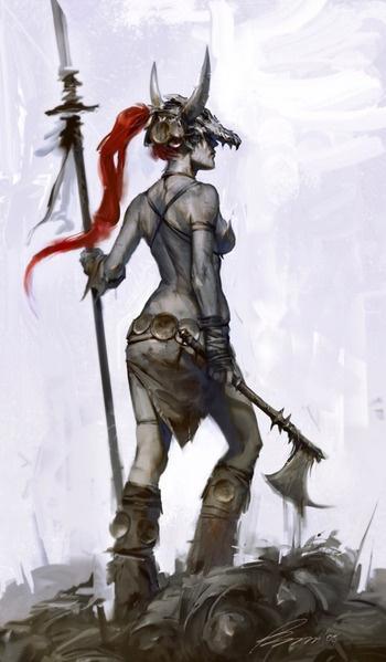 Red Sonja...