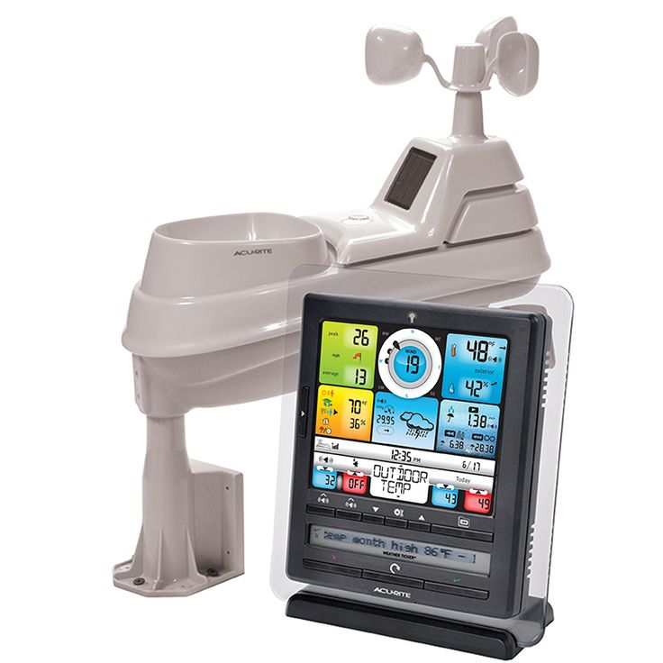 AcuRite Pro Color Weather Station with PC