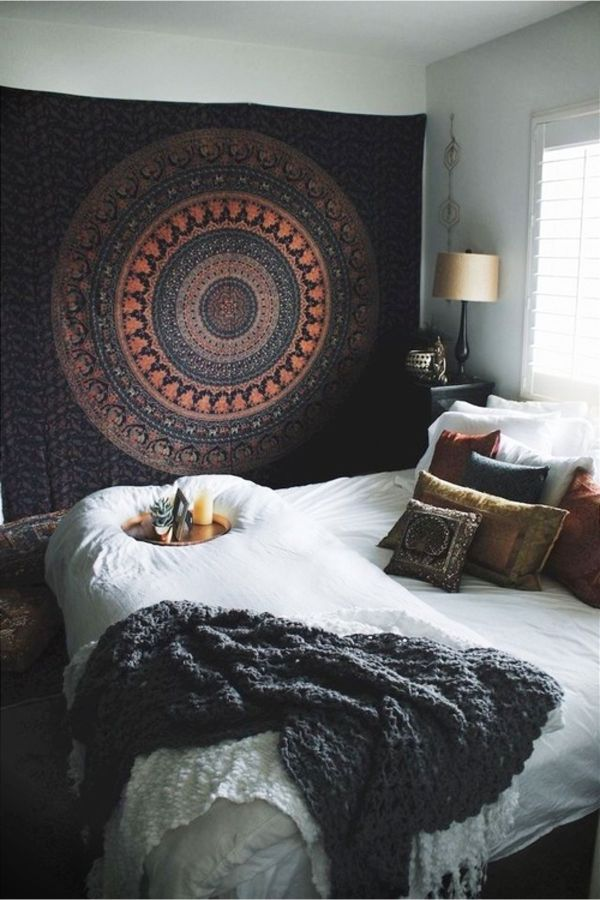 How To Decorate Your Room Without Buying Anything Bohemian