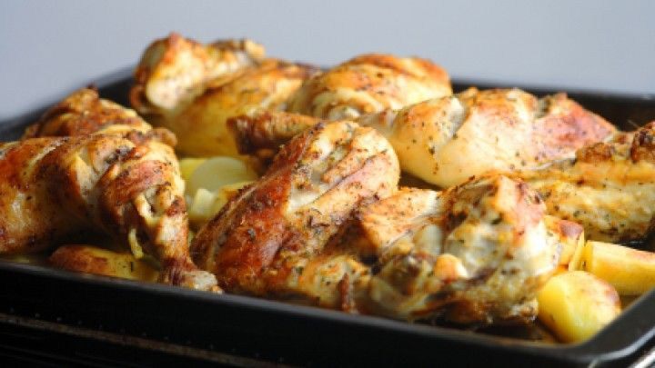 Jazzy Oven-Baked Chicken | The Dr. Oz Show