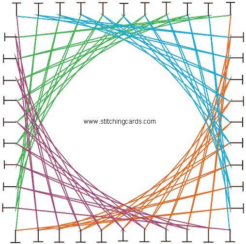Line Design String Art : Best string art patterns images on pinterest spikes