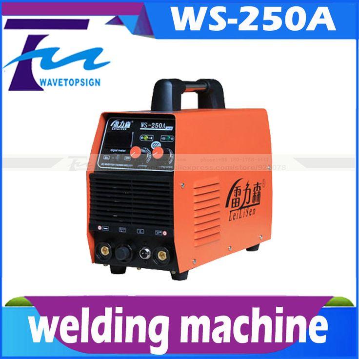 welding machine WS-250A/ digital display stainless steel TIG welding machine / welding machine #Affiliate