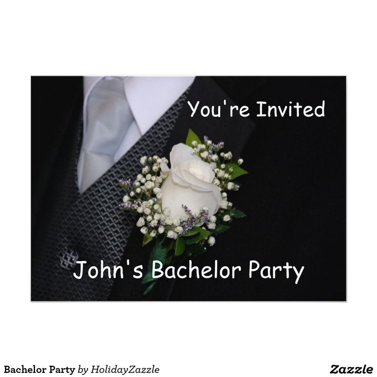335 best Bachelor Party Invitations and Gifts images on Pinterest ...