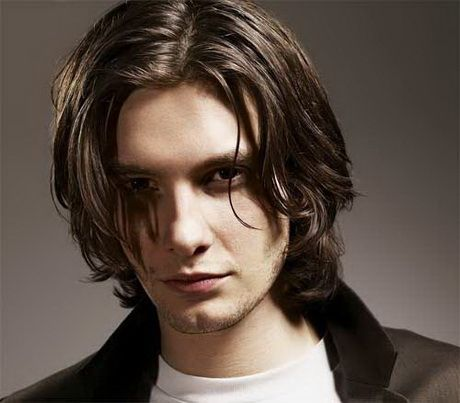 cortes de cabello para hombres pelo largo