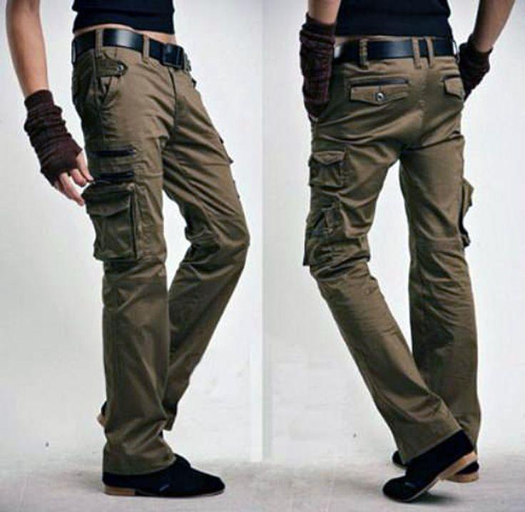 Cargo Pants For Women UK - Inofashionstyle.com