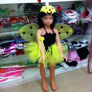Didem'in Masalı arı kostümü, doğum günü elbiseleri, doğum günü kıyafetleri, arı kostümü