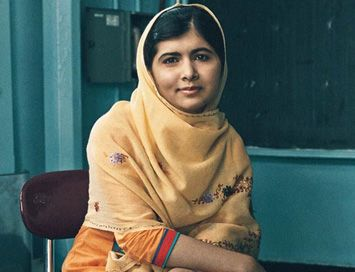 Malala Yousafzai is the Youngest Nobel laureate in the history. The name resonated when Taliban shot her in vengeance for her campaign for women education.