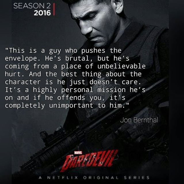 I actually quite like Punisher.