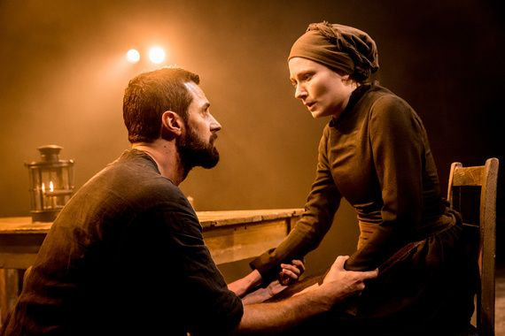 At the heart is an immense performance from Richard Armitage who perfectly captures the profound inner conflict within John Proctor, a man increasingly at odds with both his wife and the society in which he lives.