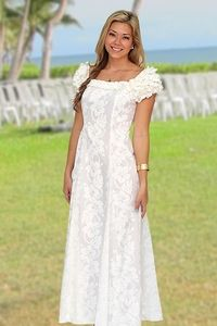 Best 25 Hawaiian Wedding Dresses Ideas On Pinterest