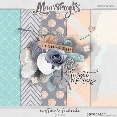 FREE Moosscrap's Designs: Oscraps Thanks + Giving Blog Hop