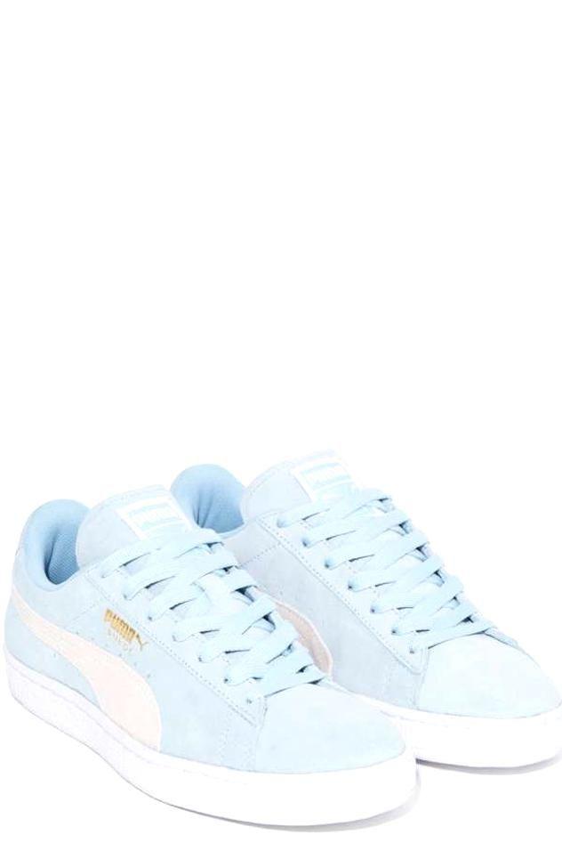 Baby blue Puma Suede Classic Sneaker