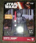 6 FT Star Wars DARTH Inflatable Christmas