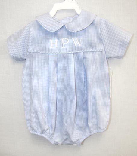 292109- Baby Boy Clothes - Baby Boy Bubble - Baby Clothes - Newborn Boy Easter…
