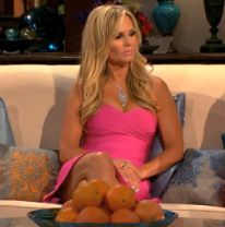 Tamra Barney's Pink Season 8 Reunion Dress http://www.bigblondehair.com/real-housewives/rhoc/tamra-barneys-pink-season-8-reunion-dress/