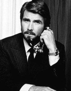 James Brolin. Loved him as Dr. Kiley on Marcus Welby, M.D.