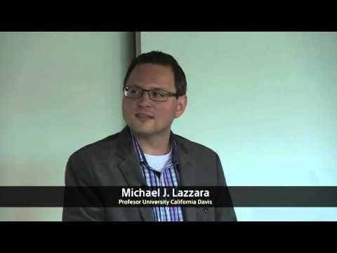 Conferencia Anual Cuadernos de Literatura 2016 con Michael J. Lazzara