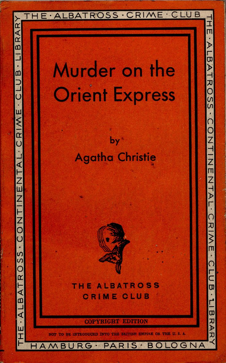 an analysis of murder on the orient express by agatha christie Murder on the orient express is a novel that is rightfully praised not only by the  army of agatha christie's admirers, but also by the literary critics.