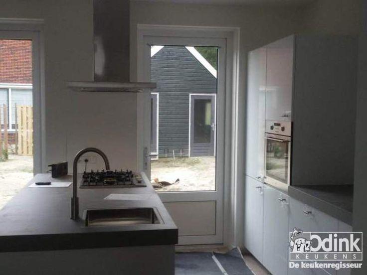 Modern landelijke keuken in Leeuwarden, Friesland - Odink Keukens Tynaarlo