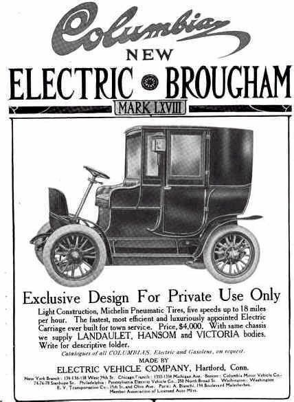 Best Columbia Automobile Co Car Ads Images On Pinterest