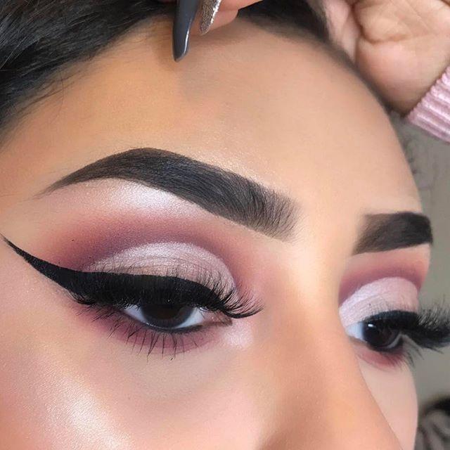 how to do a cut crease eyeshadow