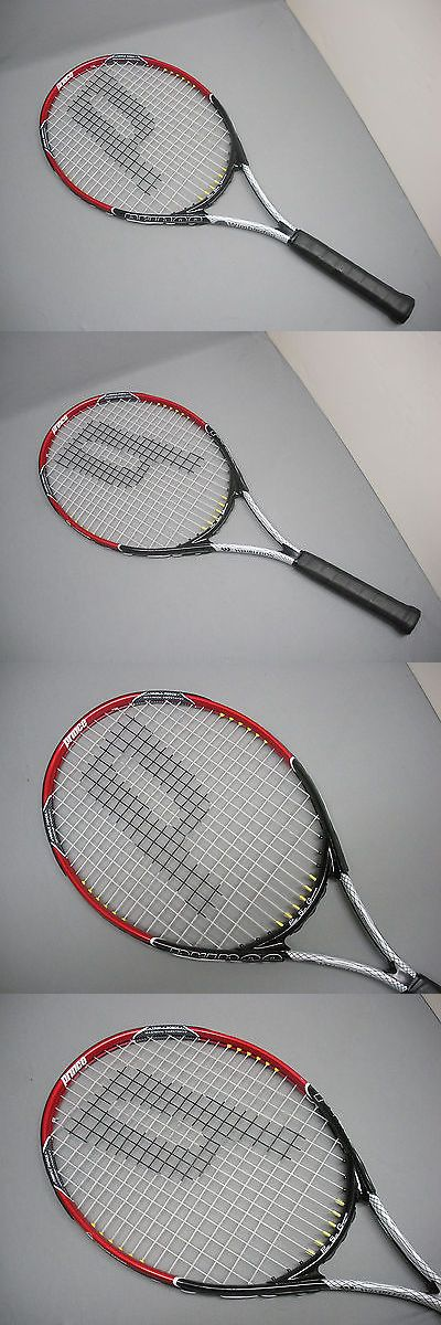 Racquets 20871: New Prince Wimbledon Tournament Ii Tennis Racquet Power Soft Gromet 4 1 4 Grip -> BUY IT NOW ONLY: $38 on eBay!