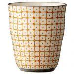 blooming ville carla gobelet | Acheter une tasse expresso Bloomingville carla orange à fleurs ...