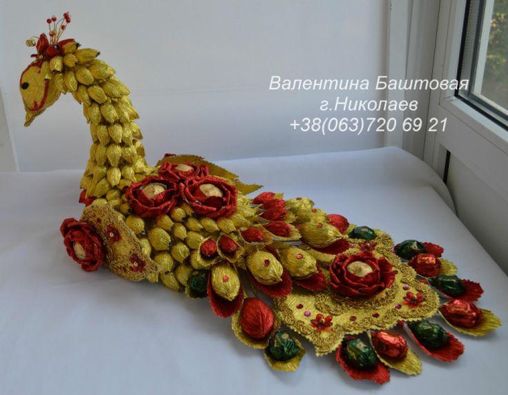 Gallery.ru / Фото #16 - Букеты из конфет -2 - sweetflower