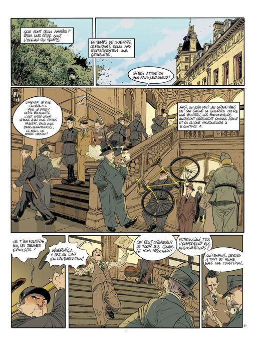 Jordi Lafebre - La Mondaine