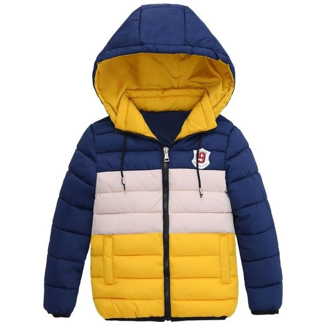 Boys Blue winter coats  Jacket kids Zipper jackets Boys thick Winter jacket high quality Boy Winter Coat kids clothes Like and share this pure awesomeness! Visit us