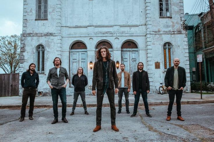 """The Revivalists Hit #1 at Alternative Radio with """"Wish I Knew You"""""""