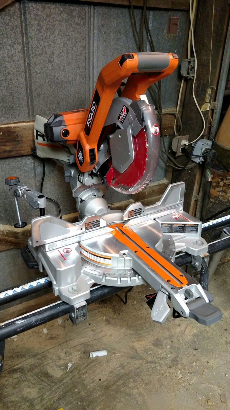 17 best ideas about ridgid miter saw on pinterest for 12 inch ridgid table saw