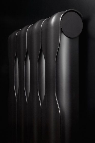 Agora radiator by Nicola De Ponti for TUBES