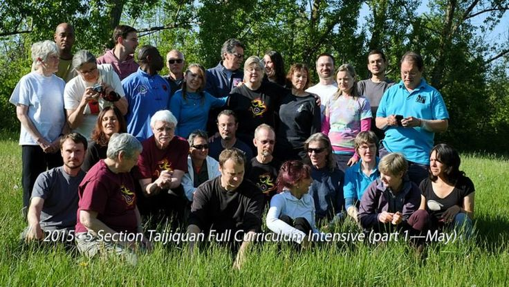 The Instituto de Cultura Oriental Long Feng, taichi tradition, went to the 5 Seccion program of Taichi Chuan. Sam Masich's workshop , in May 2015 we learned the first part. We knew people around the world, thank you to Master Sam and her wife Yanira, because they helped us to felt like home.