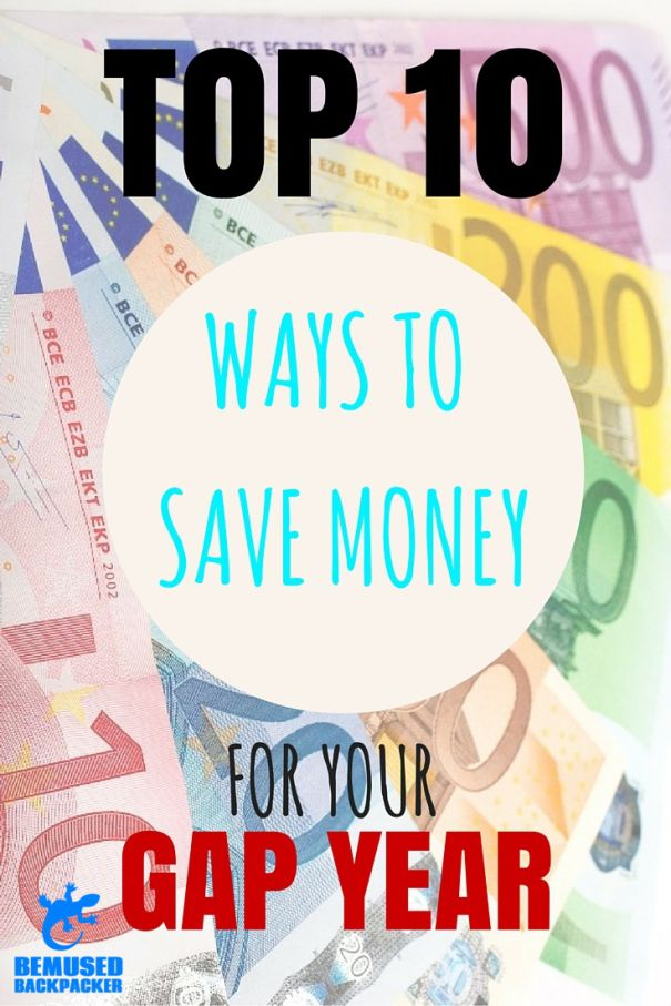 You CAN afford to save for your gap year with these expert tips.