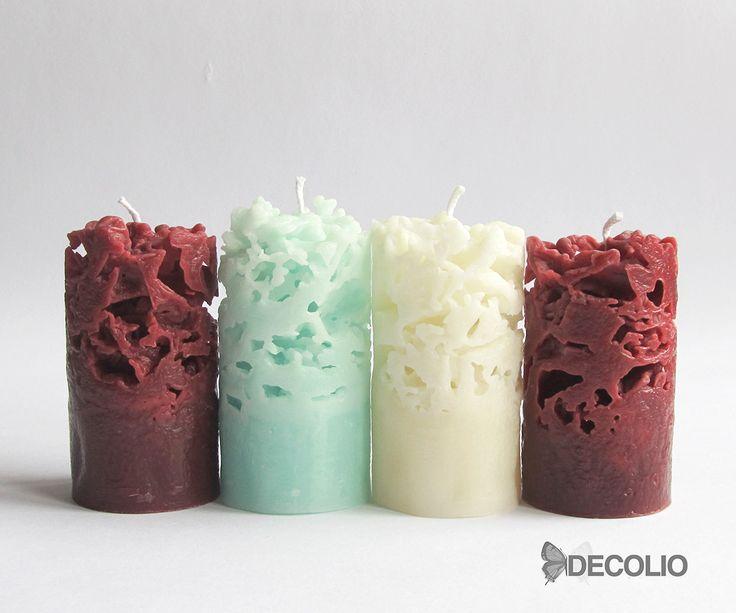 Decolio Lace Candles
