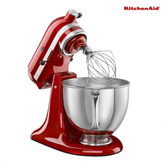 KitchenAid Architect Series Stand Mixer - Candy Apple - 5KSM160CA
