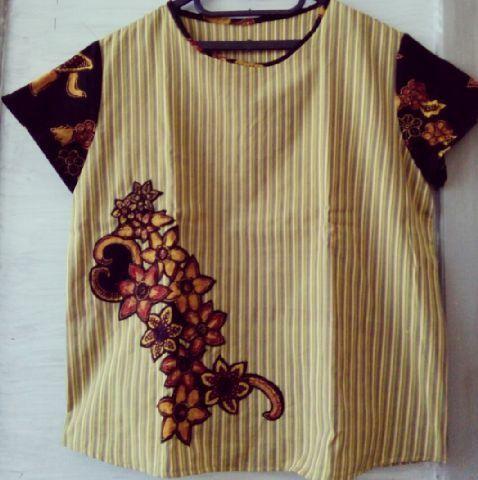 Etnik batik...simpel dan elegan