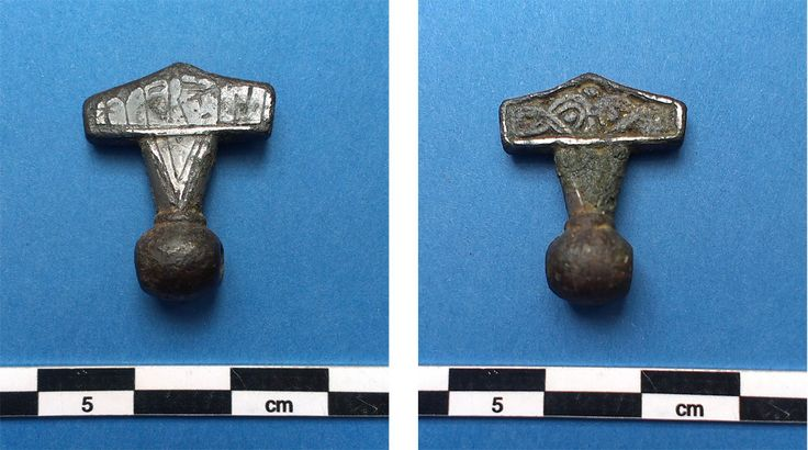 HamMERRR! Runes Solve Mystery of 1,100-Year-Old Viking Amulet