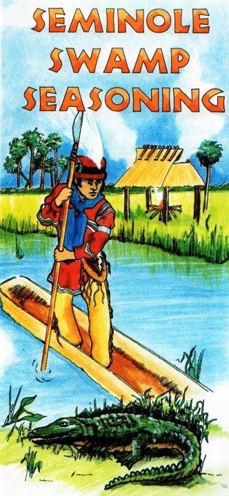 Seminole Swamp Seasoning Publix: $3.29 Online: $2.50
