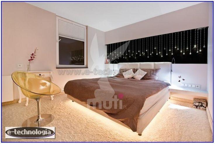 Zestaw Kryształowe Kule - bajkowe oświetlenie sypialni