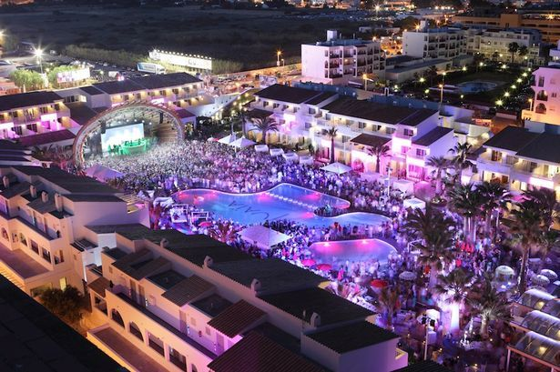 Ibiza party guide: The inside track, from chilled-out pool parties to all-night raves - Mirror Online