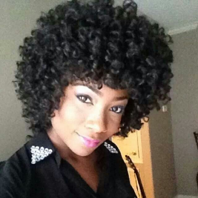 503 best natural hair extensions images on pinterest african i love to see kinky hair weave on black women pmusecretfo Images