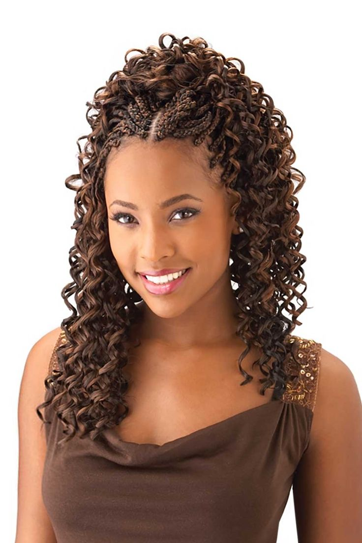 Freetress Crochet Braiding Hair Gogo Curl
