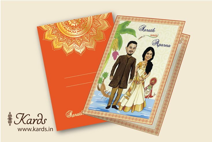 Caricature Invitations: A custom caricature card is guaranteed to be a huge hit for your wedding. www.shopzters.com