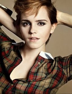 Emma Watson Elle Magazine France